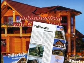 Traditional Log Homes