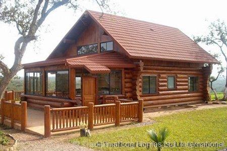 Traditional Log Homes